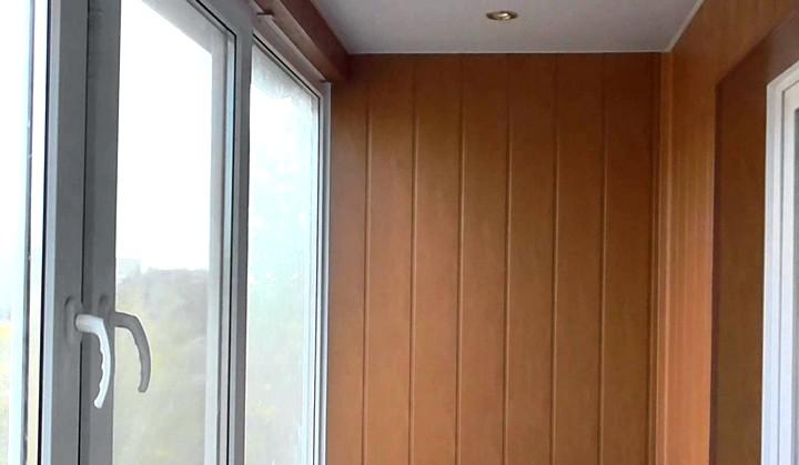 Как утеплить балкон своими руками (2)
