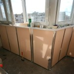 Фото 9: Как утеплить балкон своими руками (9)