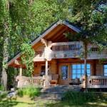 Фото 9: Деревянный коттеджи под ключ