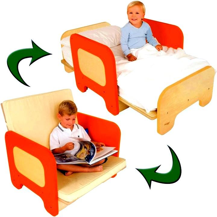 Кресло-кровать для детей (3)