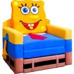 Фото 4: Кресло-кровать для детей (5)