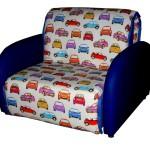 Фото 7: Кресло-кровать для детей (8)