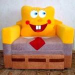 Фото 8: Кресло-кровать для детей (9)