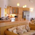 Фото 23: Уютная кухня-гостиная