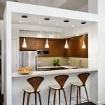 Фото 8: Кухонный гарнитур для маленькой кухни