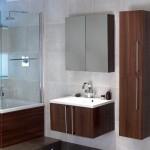 Фото 26: Мебель для ванной комнаты