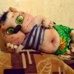 Фото 17: Мягкая игрушка своими руками (19)