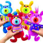 Фото 7: Мягкая игрушка своими руками (9)