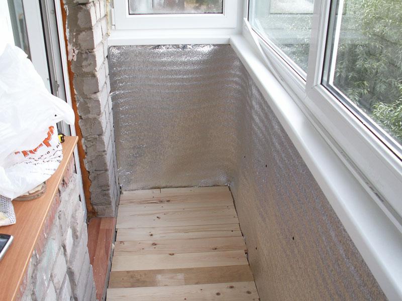 ремонт балкона пошагово в картинках еще ждет