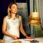 Фото 8: Настольная лампа своими руками (5)