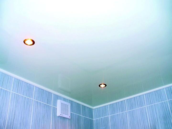 Пластиковые панели для ванной комнаты (4)