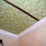 Фото 13: Пластиковые потолки в ванной (5)