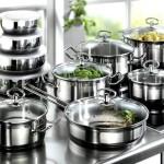 Фото 16: Посуда для индукционной плиты