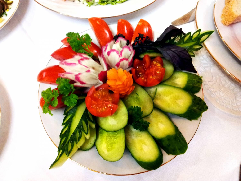 четырехкомнатную оригинальное оформление праздничных блюд фото продление режима
