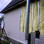 Фото 15: Утепление брусового дома (15)