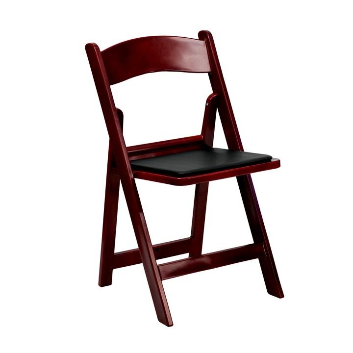 складные стулья со спинкой на кухню (2)