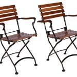 Фото 9: складные стулья со спинкой на кухню (4)