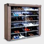 Фото 1: стеллаж для обуви