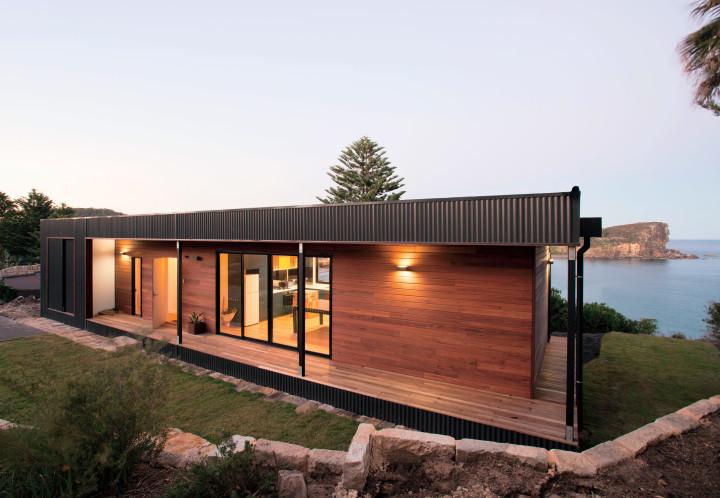 модульные дома для круглогодичного