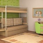 Фото 1: Кровать