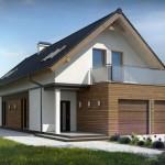 Фото 10: Дом с гаражем