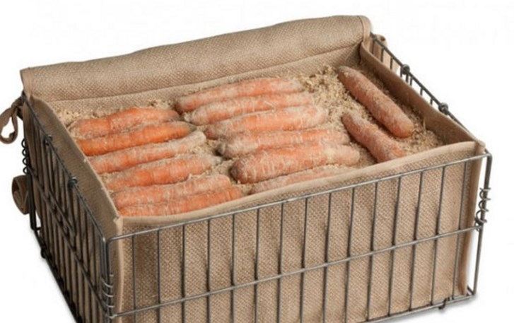 Ящики для моркови