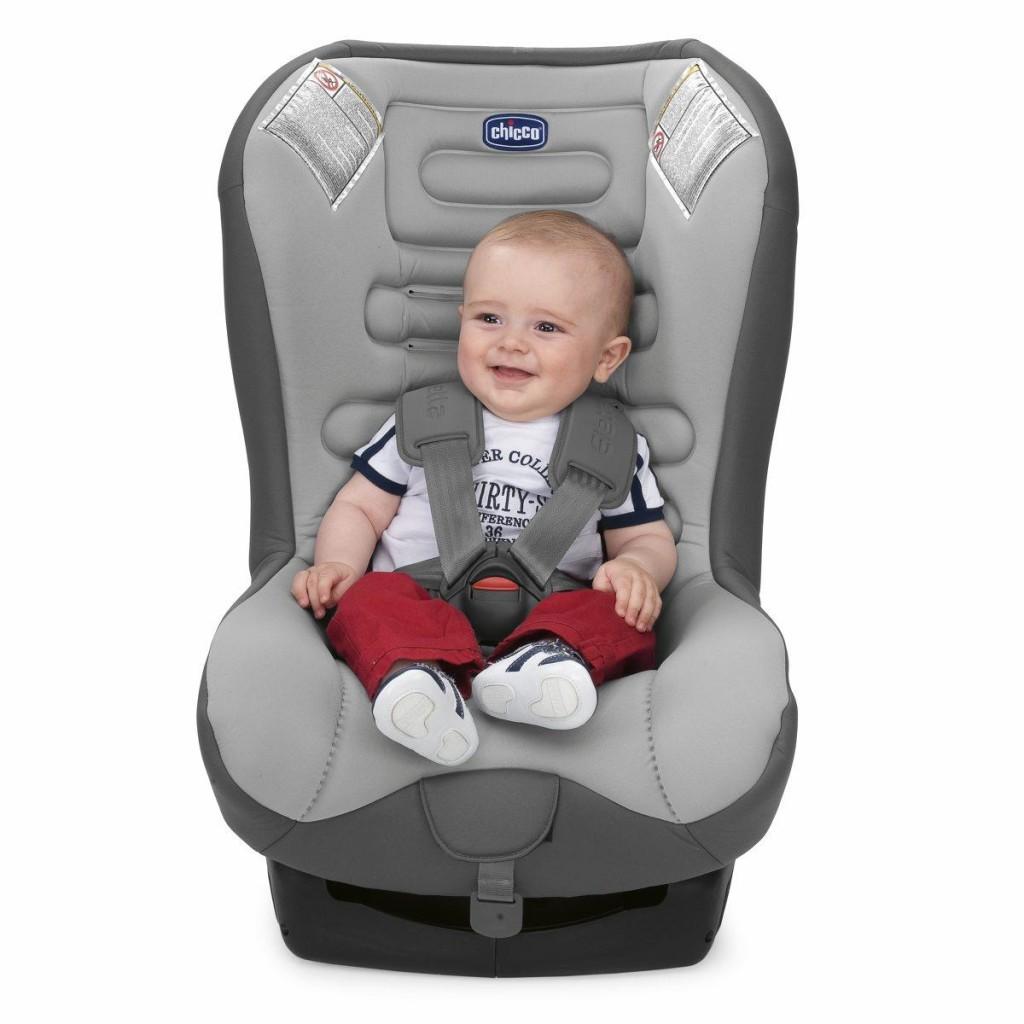 Ребенок в кресле