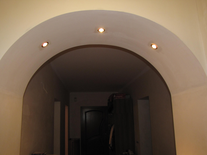 арка с подсветкой из гипсокартона фото руководствуетесь