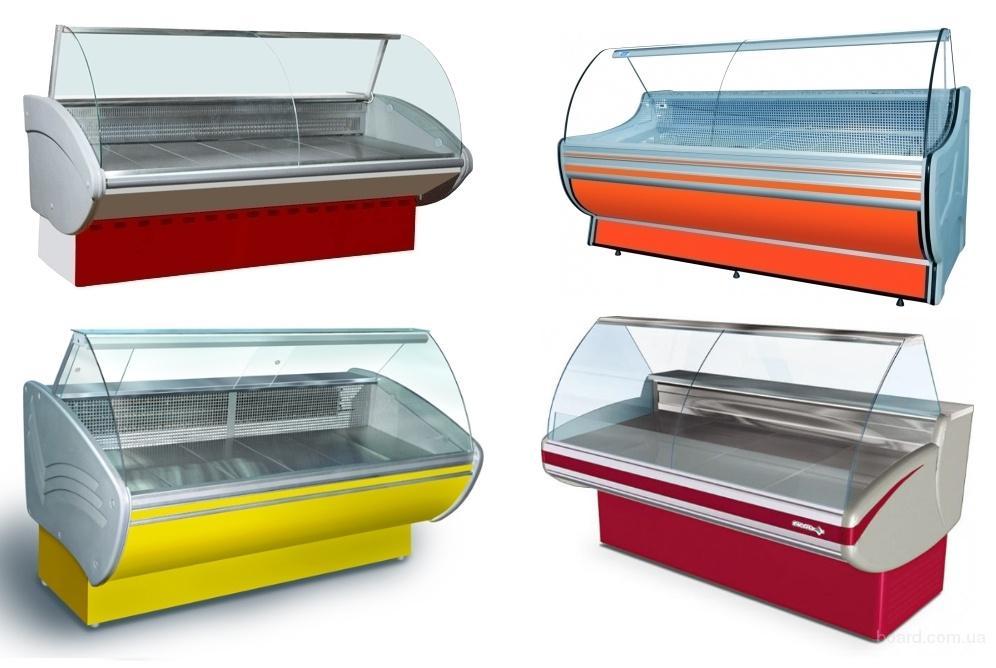 Холодильные витрины Caravell