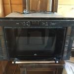 Фото 22: Микроволновая печь с плитой