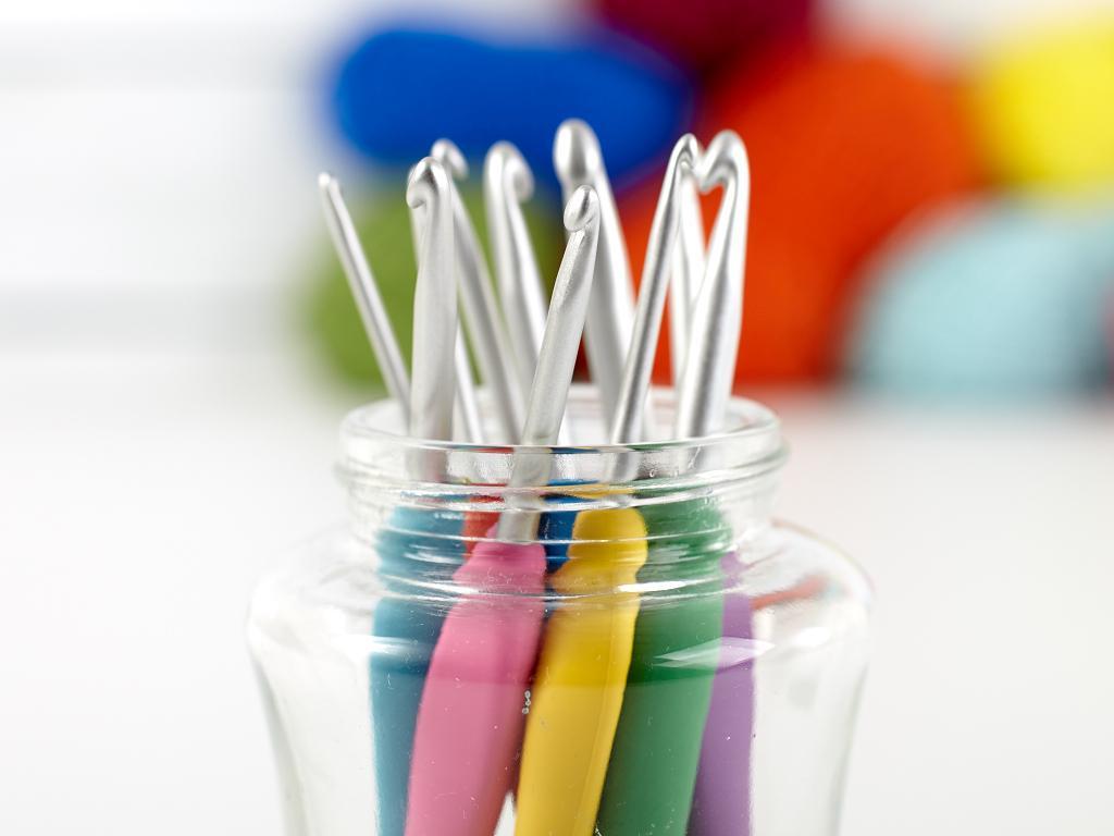 Крючки для вязания игрушек