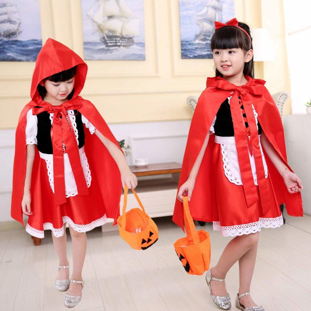 Красная шапочка костюм детский