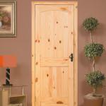 Фото 11: Дверь из сосны