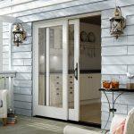 Фото 64: Раздвижные двери во двор