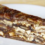 Фото 86: Пирог с грецкими орехами