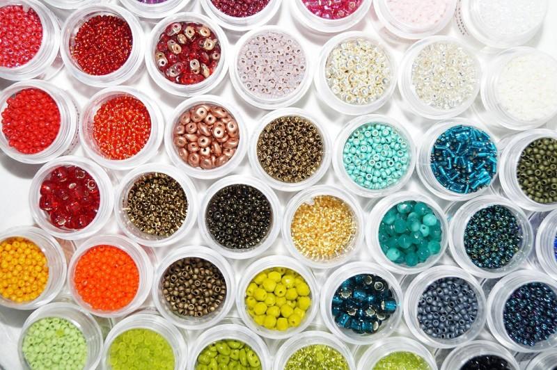 Фото 9: Разнообразие бисера