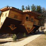 Фото 52: Деревянный дом как искусство