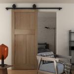 Фото 41: Деревянная межкомнатная дверь