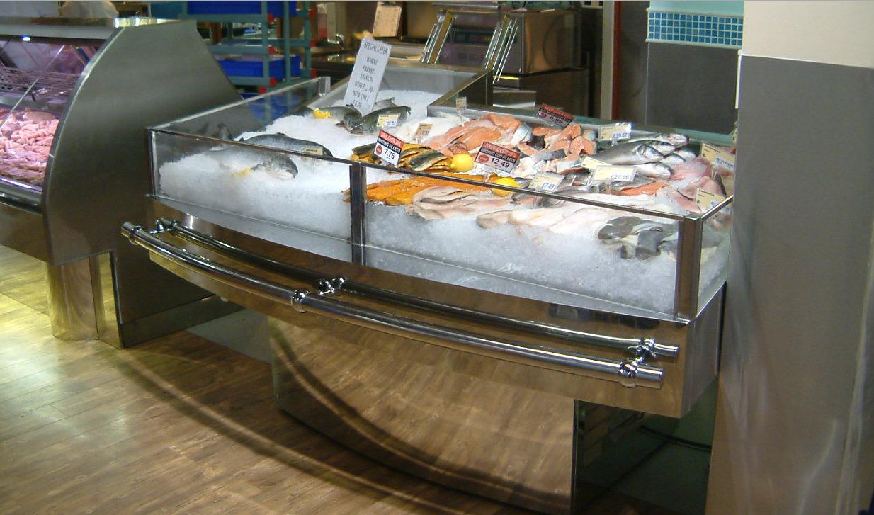 Холодильное оборудование для рыбы