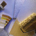 Фото 41: Покраска флизелиновых обоев