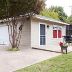 Фото 22: Обновление деревянного гаража