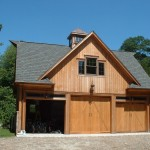 Фото 16: Дизайн гаража с мансардой