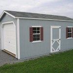 Фото 18: Маленький гараж