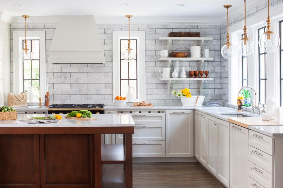Стильный и уютный дизайн кухни