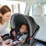 Фото 29: Детское авто кресло с навесом