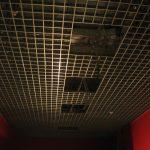 Фото 46: Места под светильники на потолке грильято