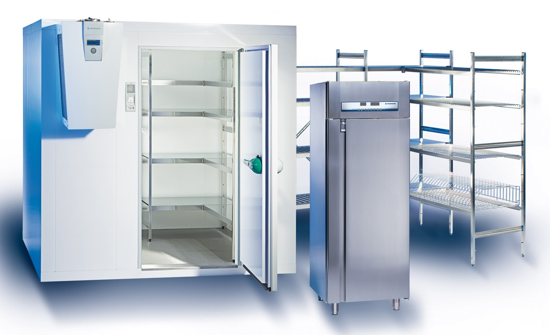 Морозильное оборужование