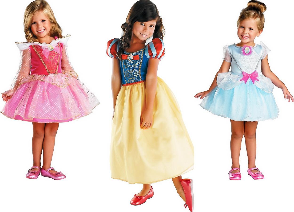 Костюмы принцесс для девочек