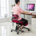 Фото 41: Коленный ортопедический стул