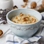 Фото 92: Овсяная каша с грецкими орехами